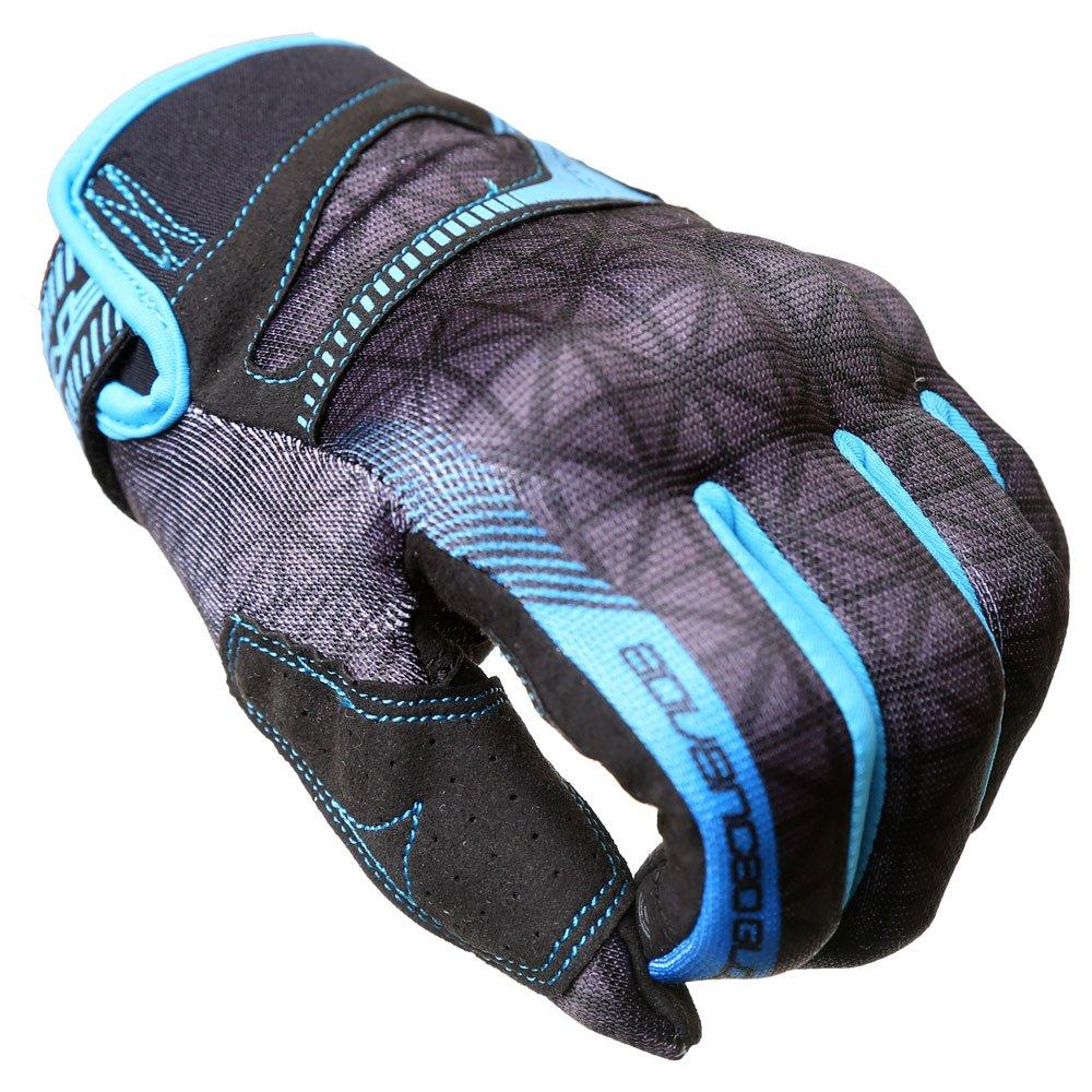 Five RS3 Replica Womens Gloves Diamond Blue Size: Ladies - S