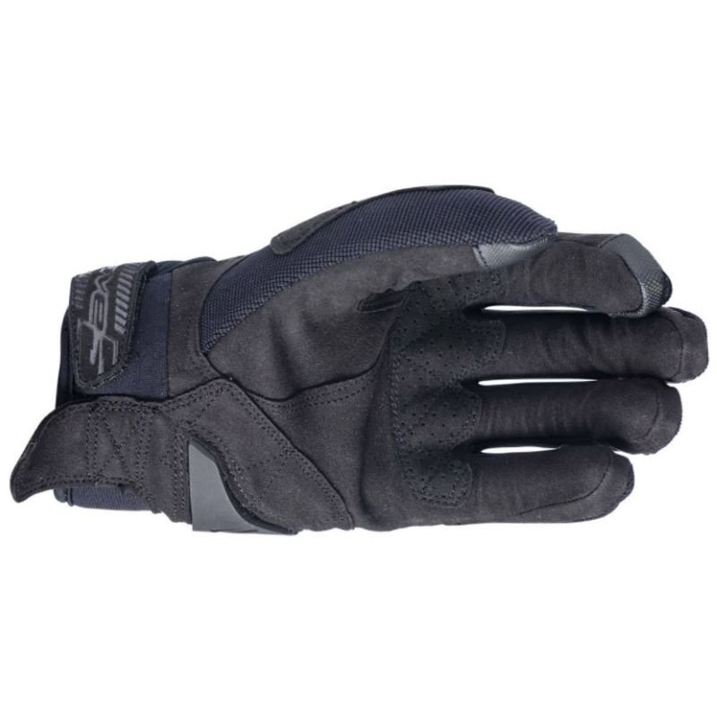 Five RS3.20 Womens Gloves Black Size: Ladies - S