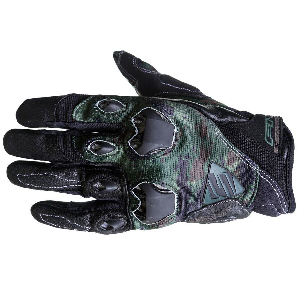 Five Stunt Evo Replica Gloves Army Size: Mens - S