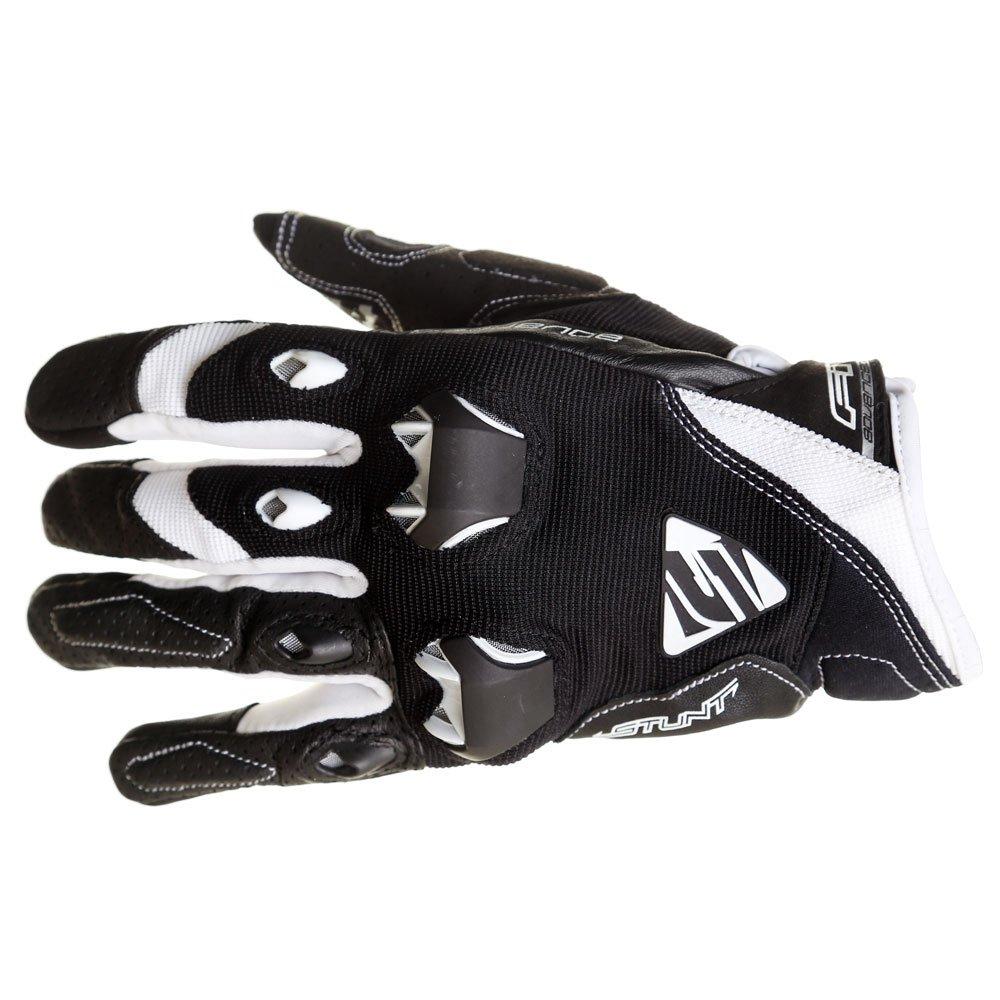 Five Stunt Evo Gloves Black White Size: Mens - S