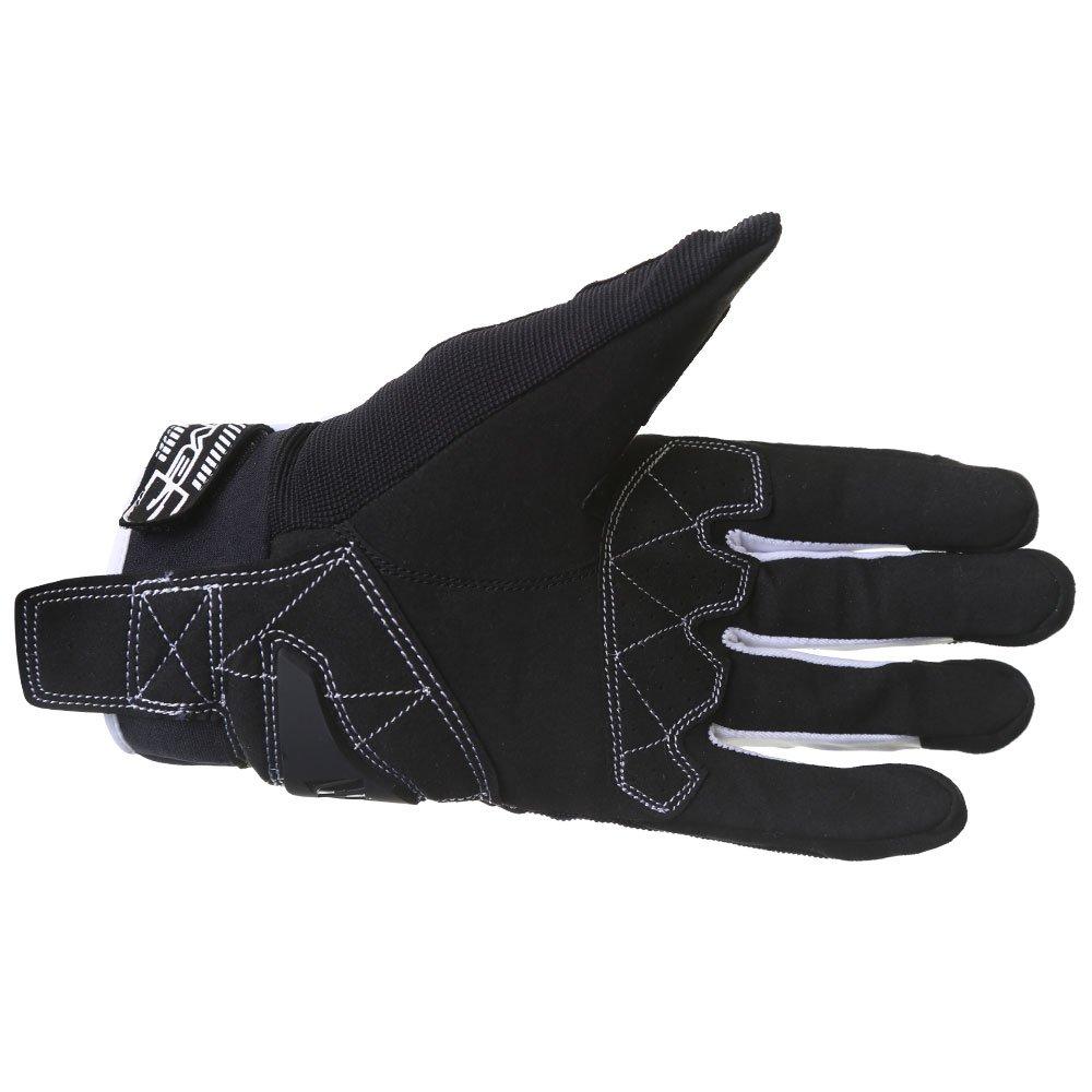 Five RS3 Gloves Black White Size: Mens - M