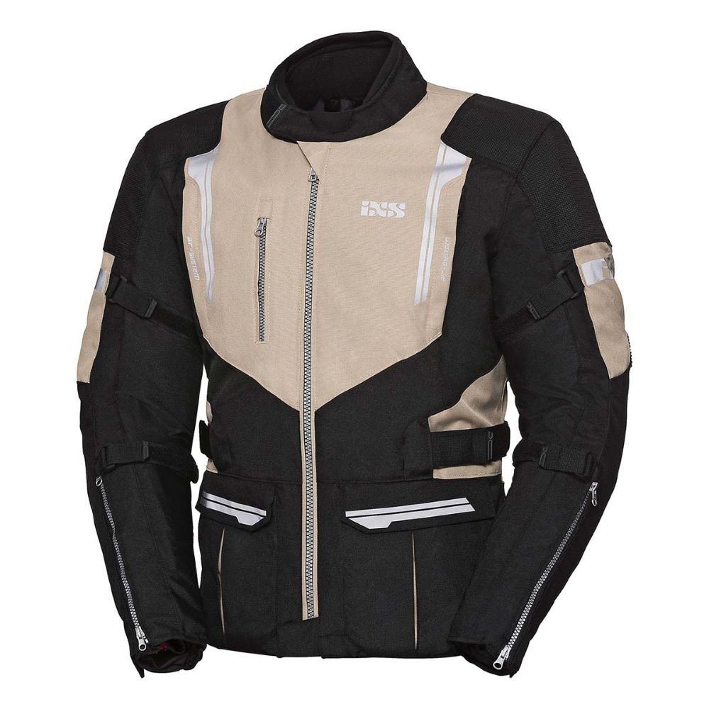 Tour Jacket-ST Black Beige