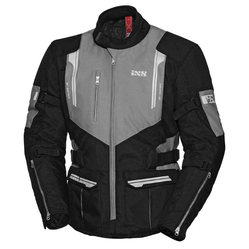 Tour Jacket-ST Black Grey