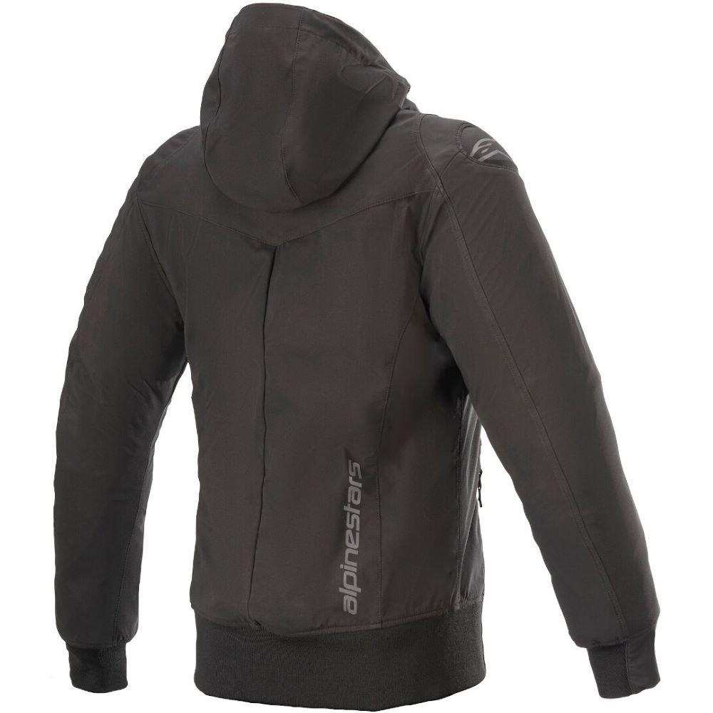 Alpinestars Stella Sektor V2 Tech Hoodie Black Size: Ladies UK - S
