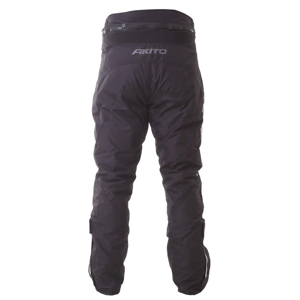 Akito Typhoon Pants Black Size: Mens UK - S