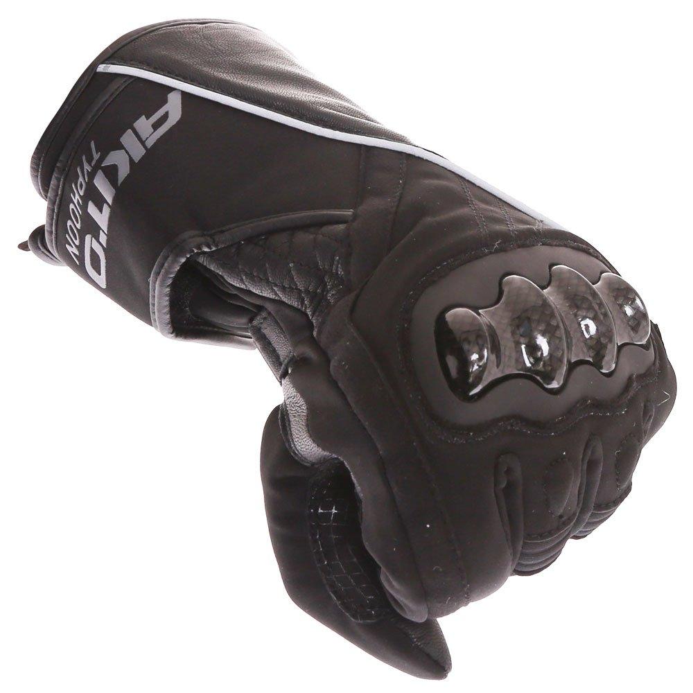 Akito Typhoon Gloves Black Size: Mens - S