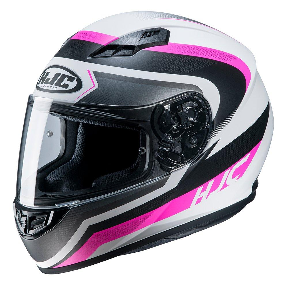 CS-15 Rako Helmet Pink Black HJC Ladies