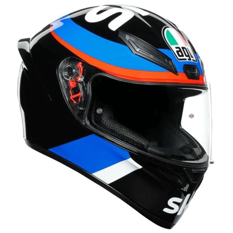 AGV K1 Helmet VR46 Sky Racing Team Size: XS