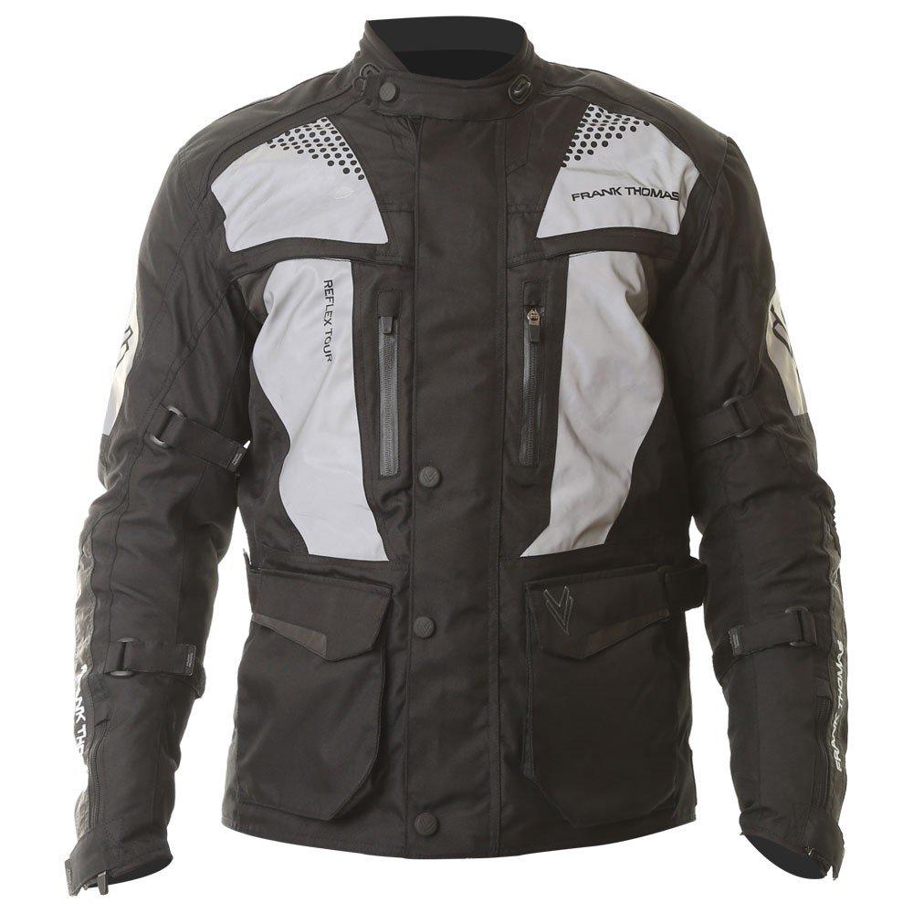 Reflex Tour Jacket Black Reflective