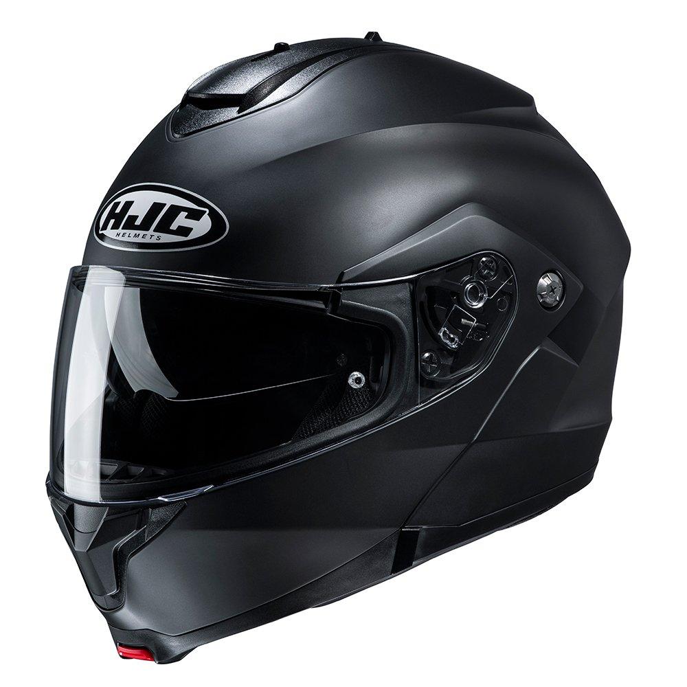C91 Helmet Matt Black