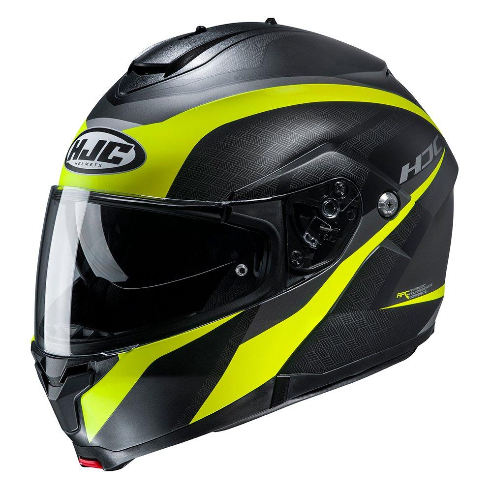 C91 Taly Helmet Yellow
