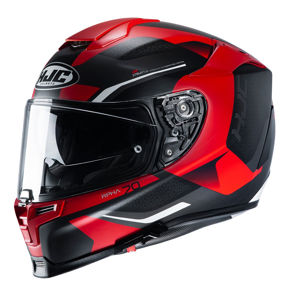 RPHA 70 Kosis Helmet Red