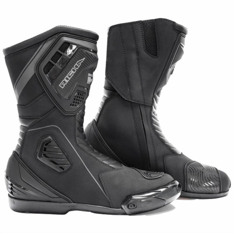 Drift Evo Boots Black Richa Boots