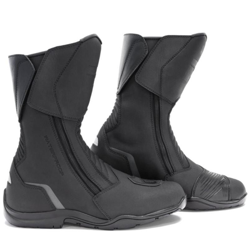 Nomad Evo Long Boots Black Richa Boots