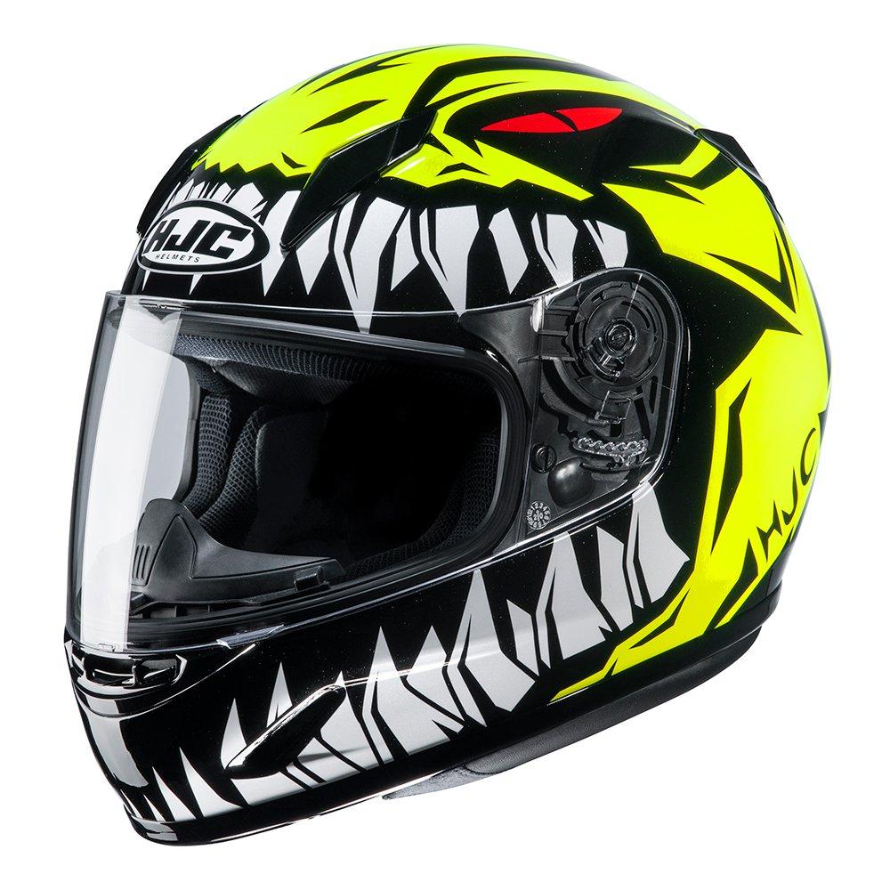 CL-Y Zuky Helmet Yellow