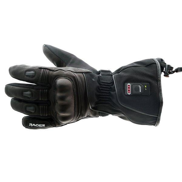 Heat 3 Gloves Black Heated Gloves