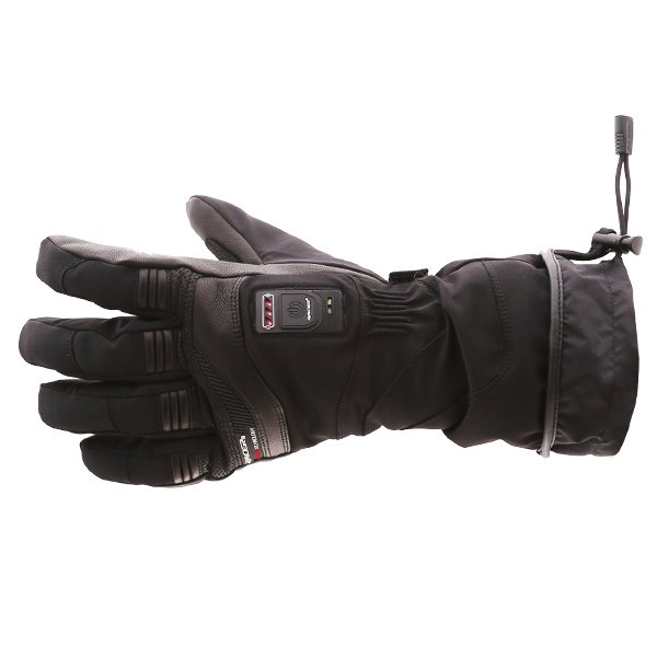 Connectic 3 Gloves Black Heated Gloves