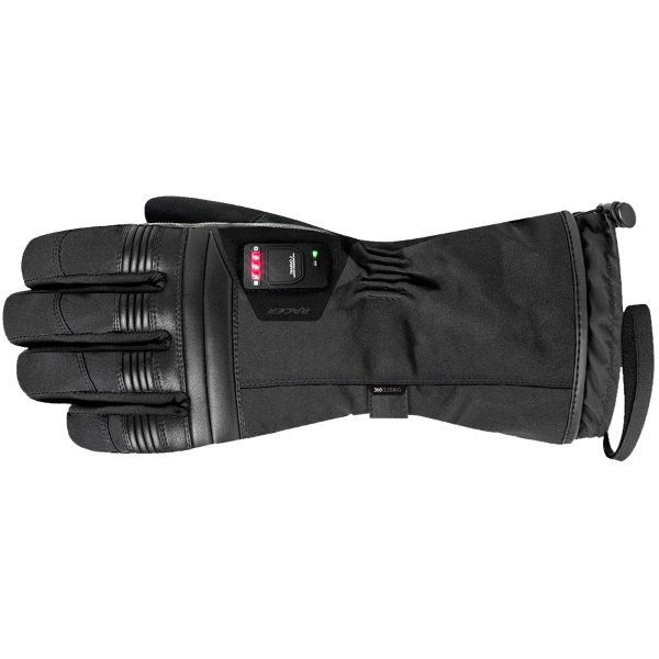 Connectic 4 Gloves Black Heated Gloves