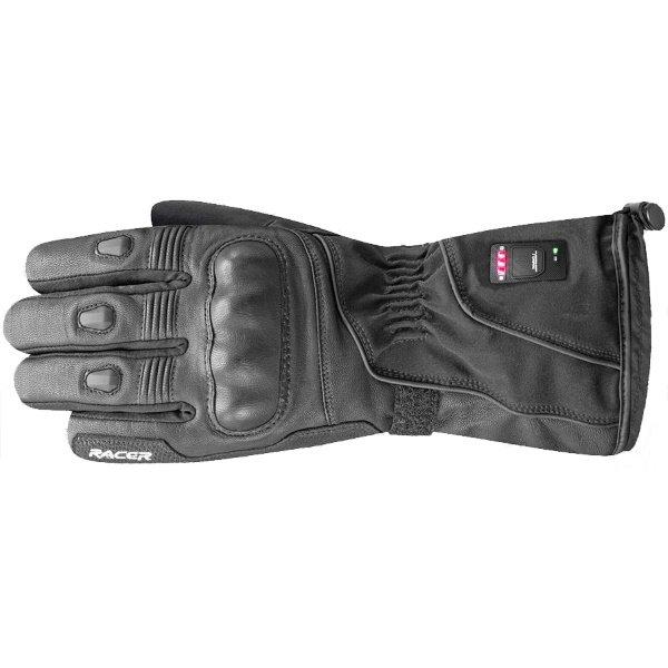 Heat 4 Gloves Black Heated Gloves