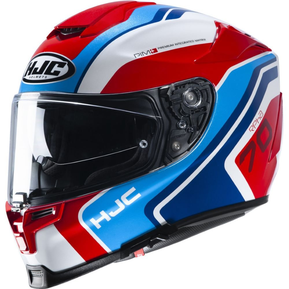 RPHA 70 Kroon Helmet White Red Blue