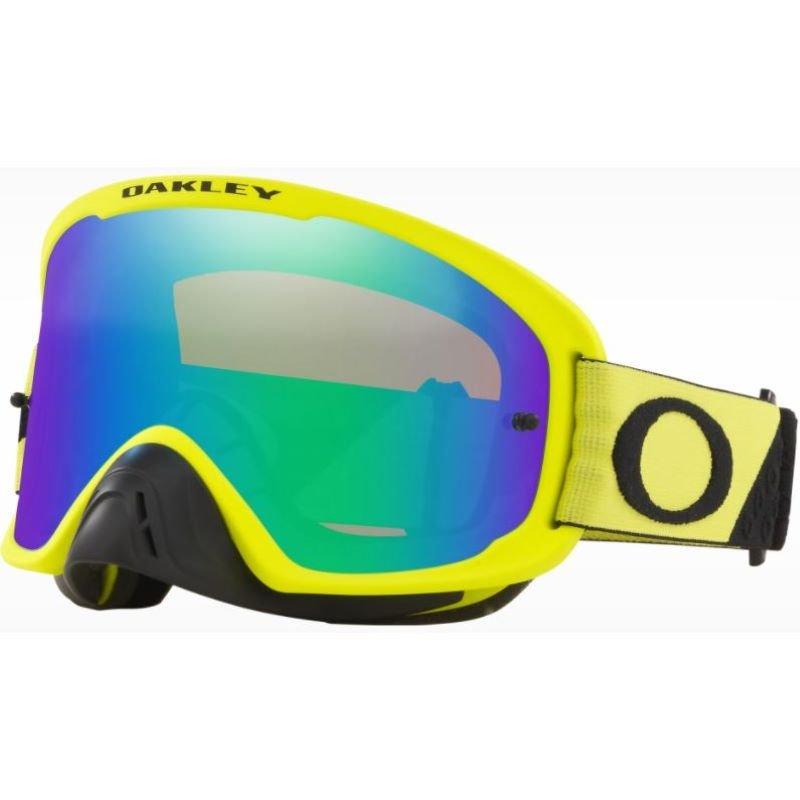 O Frame 2 Pro MX Goggle Heritage B1B Green Gun Jade Oakley Goggles