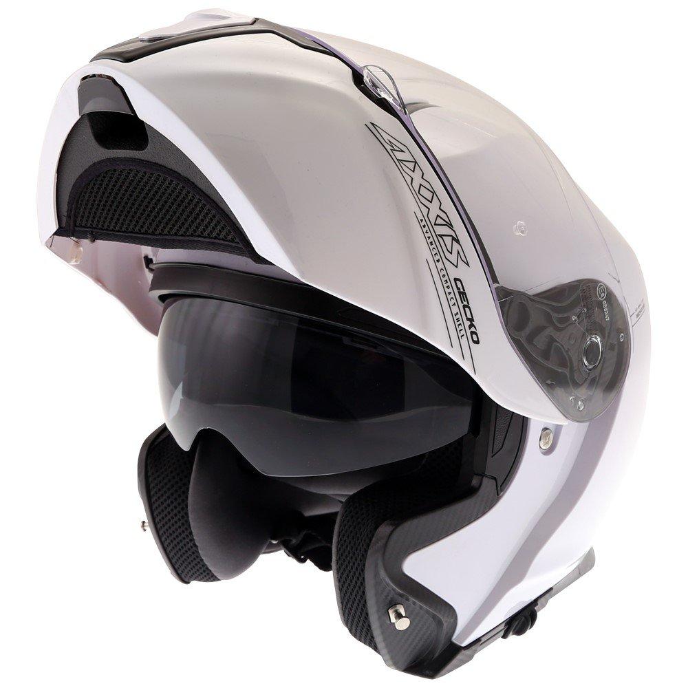 Gecko Helmet White