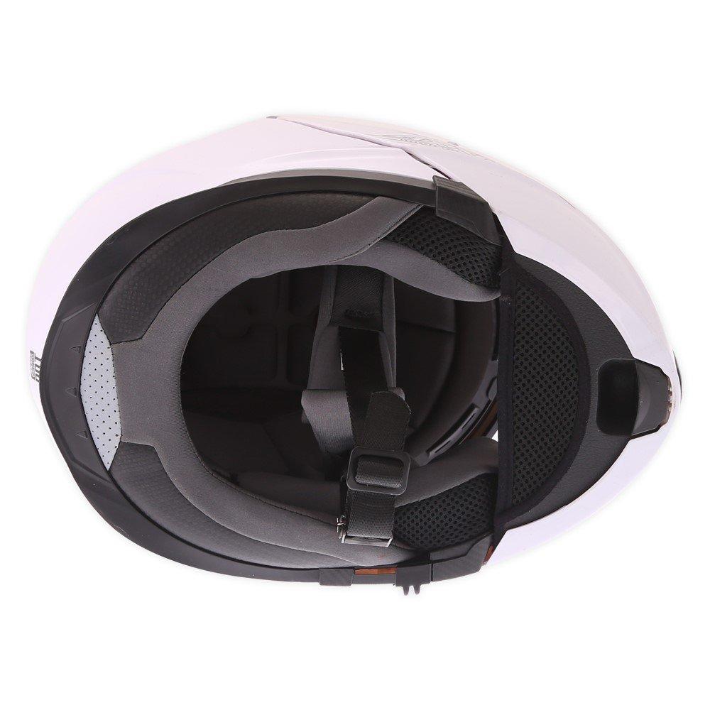 Axxis Gecko Helmet White Size: S