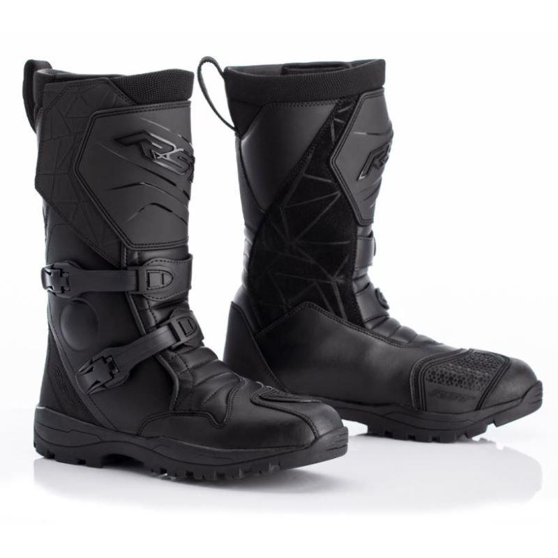 Adventure-X CE WP Boots Black