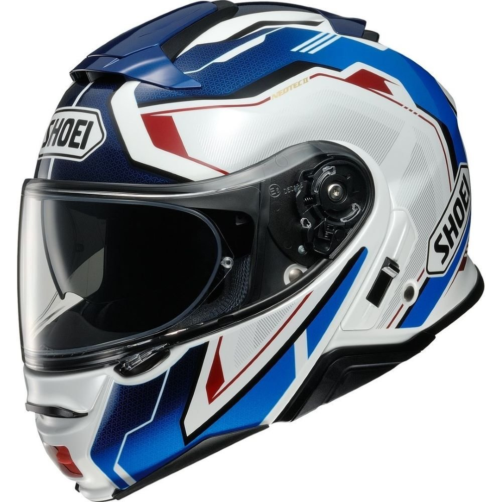 Neotec 2 Respect Helmet TC-10 Shoei Helmets
