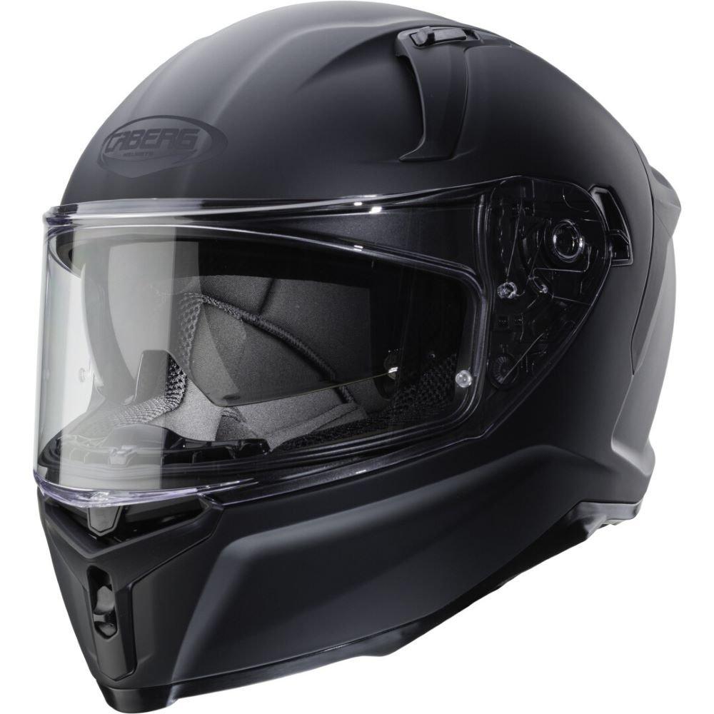 Avalon Helmet Matt Black Caberg Helmets