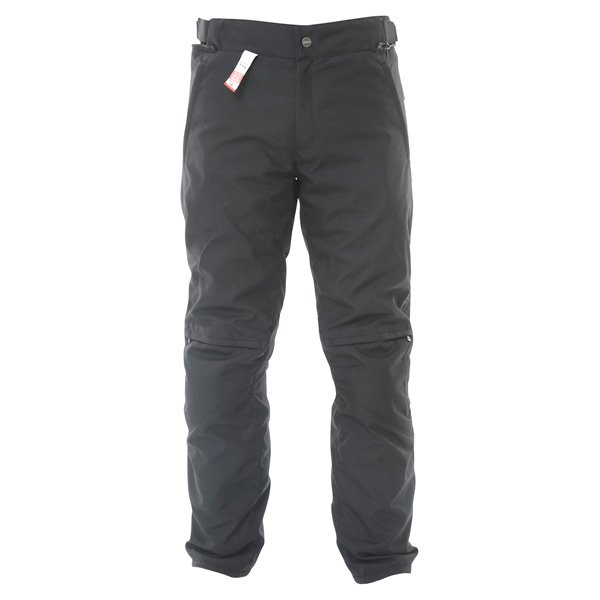 Dainese Galvestone Goretex Pants Black Mens - 28 - Regular