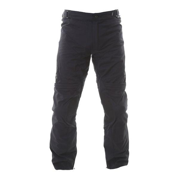 Dainese Carve Master 2 Mens Black Goretex Waterproof Textile Motorcycle Pants Front