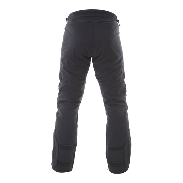 Dainese Carve Master 2 Mens Black Goretex Waterproof Textile Motorcycle Pants Rear