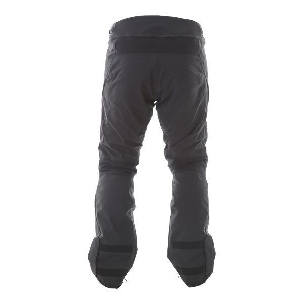 Dainese D-cyclone Mens Black Goretex Waterproof Textile Motorcycle Pants Rear