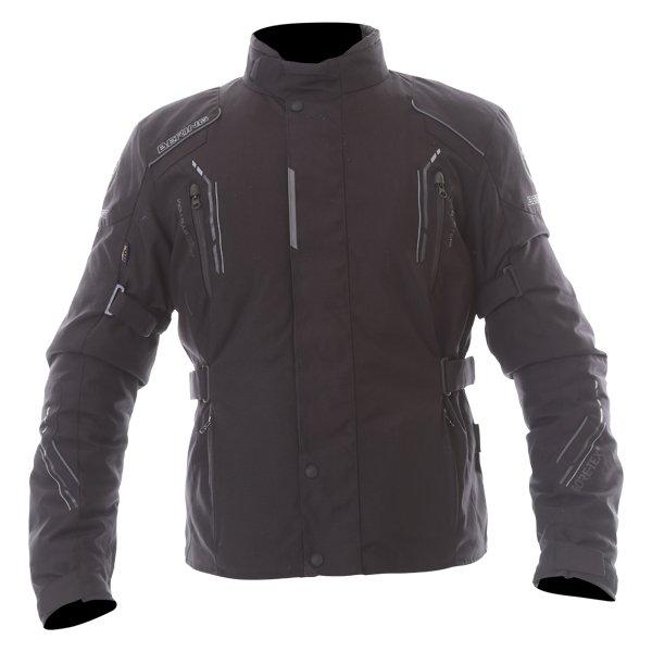 Stomp Goretex Jacket Black Clothing