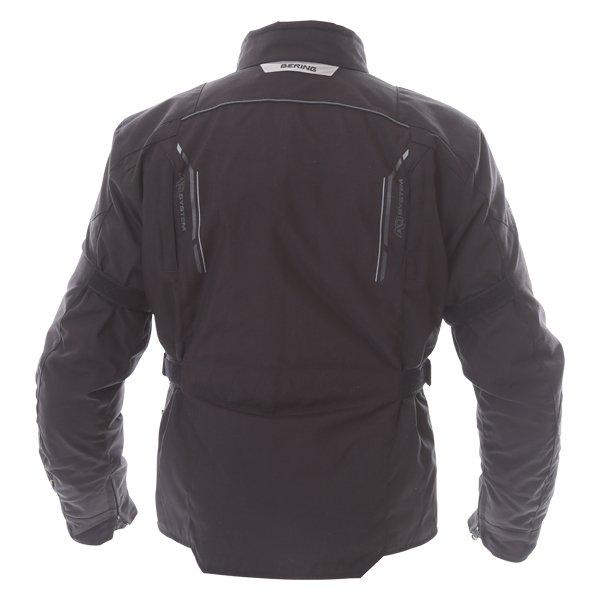 Bering Stomp Goretex Black Waterproof Motorcycle Jacket