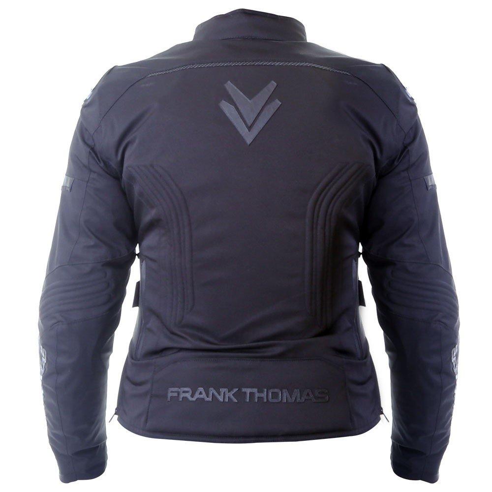 Frank Thomas Evo Race WP Ladies Jacket Black Size: Ladies UK - S