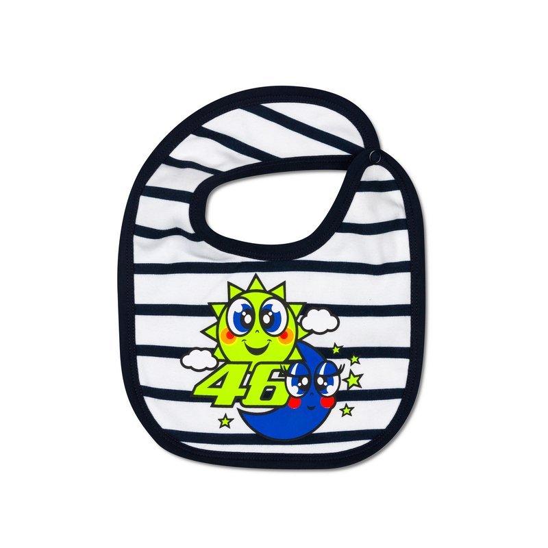 Baby Bib Sun & Moon Clothing