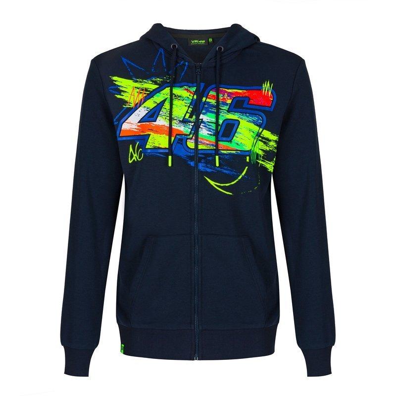 Full Zip Hoodie Winter Test Clothing