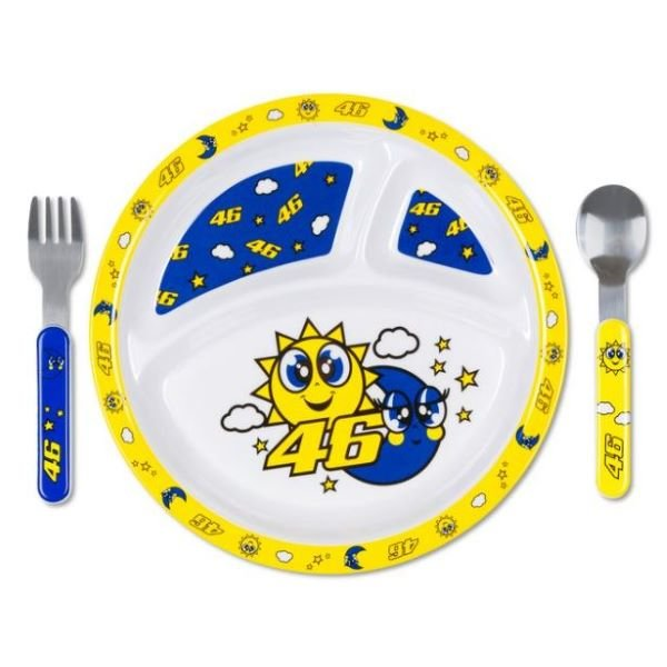 Baby Meal Set Sun & Moon Clothing