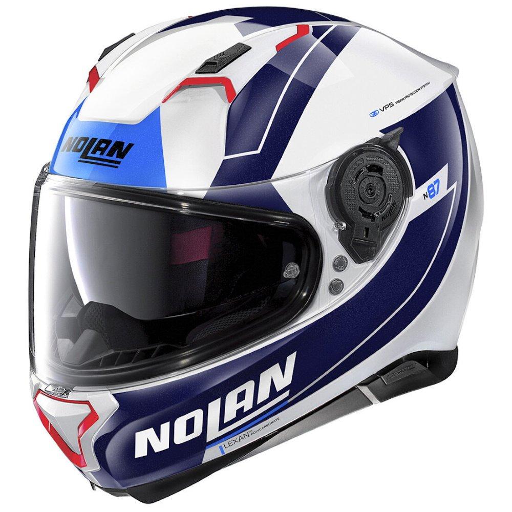 N87 Skilled N-Com Helmet 99 Motorcycle Helmets