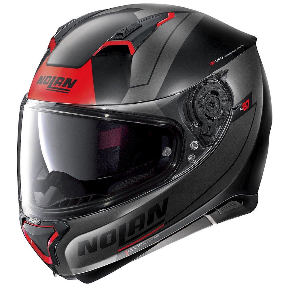 N87 Skilled N-Com Helmet 97 Motorcycle Helmets