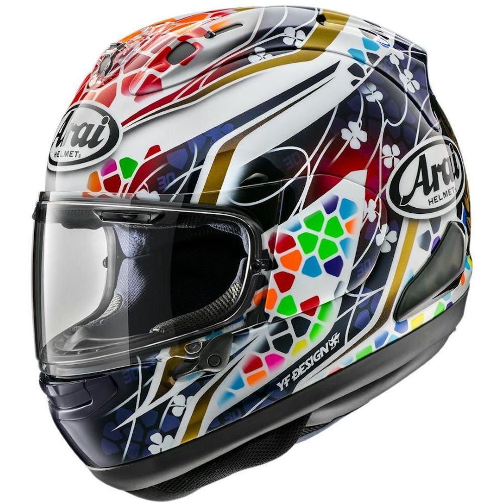 Arai RX-7V Helmet Nakagami GP2 Size: XS