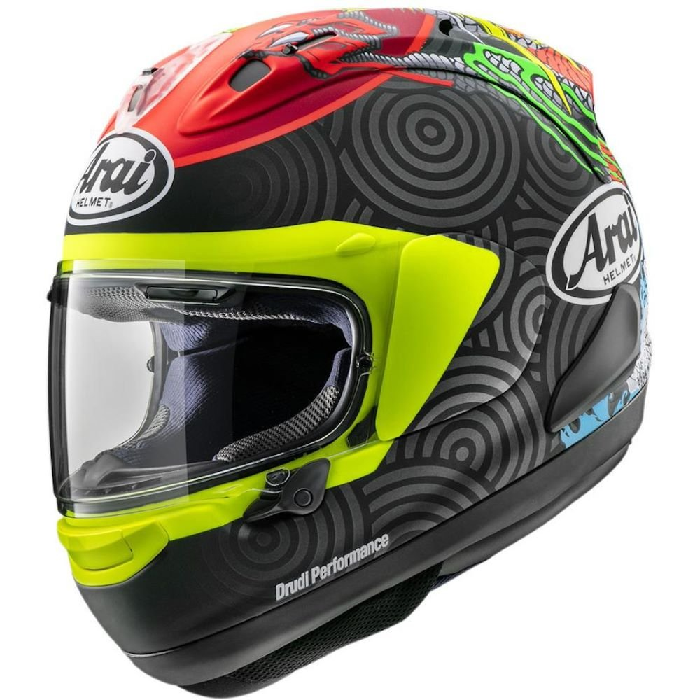 RX-7V Helmet Tatsuki