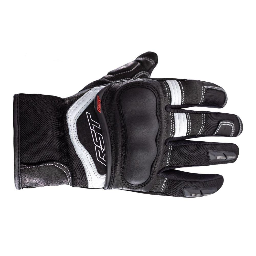 Urban Air 3 Mesh Ladies Gloves Black White Ladies