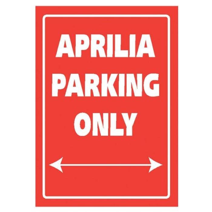 Parking Sign Aprilia Parking Other