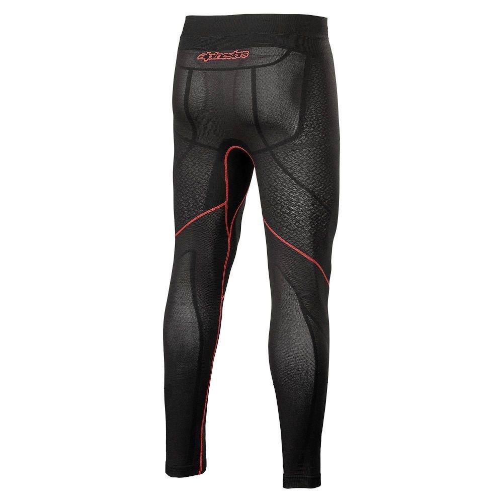 Alpinestars Ride Tech V2 Bottom Summer Black Red Size: XS-S