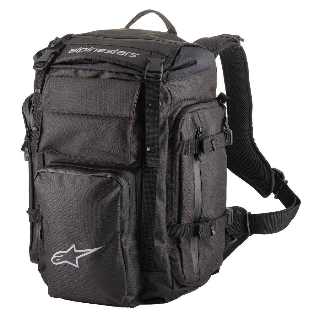 Alpinestars Rover Overland Backpack Black Black