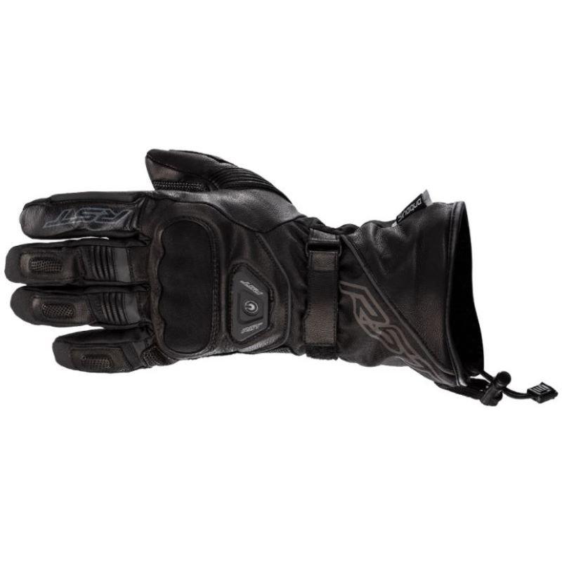 Paragon 6 Heated WP Gloves Black Heated Gloves