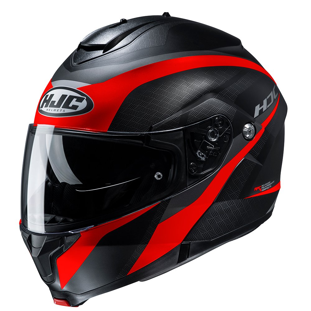 C91 Taly Helmet Red